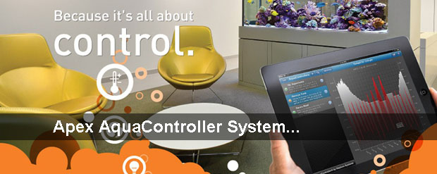 We supply Apex Control systems