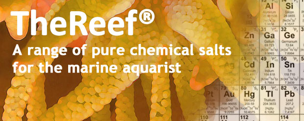 We supply The Reef® Additives and Salts