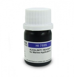 Hanna Reagent for Alkalinity pocket checker 25 tests 30ml HI-772-25 and HI-755-25