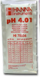 Hanna PH Calibration Solution 4.01PH 20ml