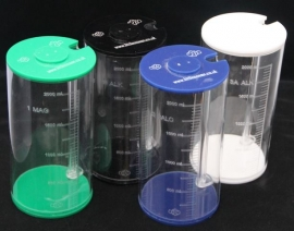 Balling containers Quad set 2L