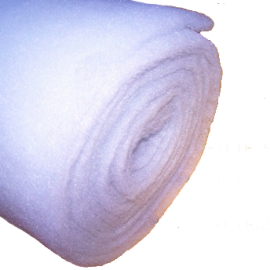 Filter Floss 25-30mm thick