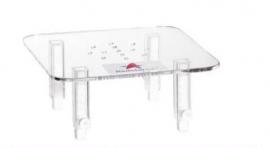 Acrylic Adjustable Skimmer Stand